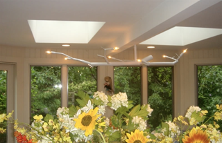 Let our electricans install new lighting in your home